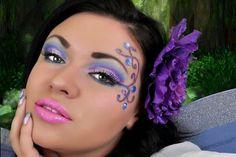 Fairy makeup!