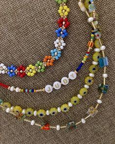 Cute Jewelry, Diy Jewelry, Beaded Jewelry, Beaded Necklace, Women Jewelry, Jewelry Making, Pearl Earrings, Beaded Bracelets, Jewellery