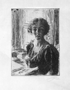 Francis Vallejo | inspiration: anders zorn 1860-1920
