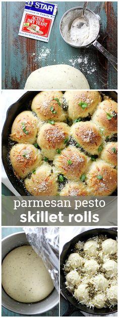 Parmesan Pesto Skill