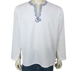 Men Comfortable Clothing Cotton Shirt Kurta India Size M Chest 40 inches (Apparel)  http://www.picter.org/?p=B007BJMO4S