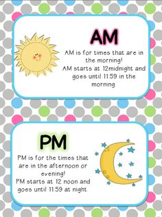 Parts of the Clock Posters! Teaching First Grade, Teaching Time, Teaching Math, 4th Grade Math Worksheets, 1st Grade Math, Second Grade, Sixth Grade, Telling Time Activities, Math Activities