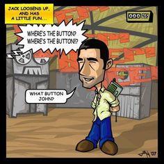 Jokester Jack... Oh LOST funnies