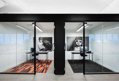 Inside Studio has designed the new offices of marketing firm Camden located in Montreal, Canada. The direction was clear: raw, innovative, flexible, Corporate Office Design, Workplace Design, Office Interior Design, Office Interiors, Camden, Design Furniture, Design Awards, Decoration, Studio