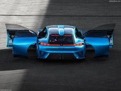 Peugeot Instinct konsept 2017