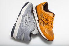 "Asics GT-Cool & Gel Spotlyte ""Leather Pack"" (Preview) - EU Kicks: Sneaker Magazine"