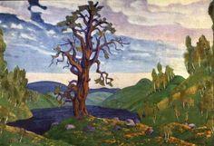 Kiss the Earth - Nikolái Roerich