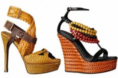 Collection Shoes Burberry Prorsum Spring-Summer 2012