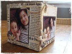 Pas à pas du cube en photos de Vanessa - Espace Créatif VC : http://espacecreatifvc.canalblog.com/archives/2013/02/05/26300172.html