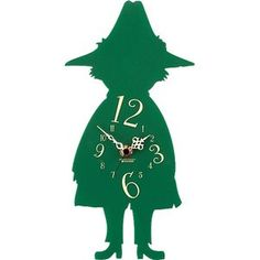 Other Collectible Animation Character Items Moomin Valley, Silhouette Portrait, Kewpie, Batman, Clock, Animation, Superhero, Christmas Ornaments, Holiday Decor