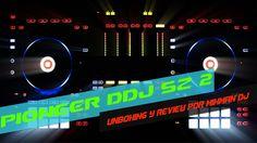 Unboxing : Pioneer Ddj Sz 2 Mini Review 2017 By MixMaN Dj