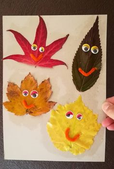 leaf crafts for kids leaves & leaf crafts for kids - leaf crafts for kids preschool - leaf crafts for kids leaves - leaf crafts for kids easy - leaf crafts for kids elementary - leaf crafts for kids autumn art Fall Arts And Crafts, Easy Fall Crafts, Thanksgiving Crafts, Autumn Leaves Craft, Autumn Art, Fall Crafts For Toddlers, Toddler Crafts, Autumn Activities, Craft Activities