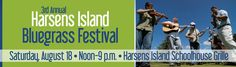 The Harsens Island Bluegrass Festival will take place at the Schoolhouse Grille in the quaint community of Harsens Island.  Celebrate the summer and a simpler time when music was strummed out on front porches and at backyard BBQs.      There will be vendors, BBQ (of course), a campfire, beer tent, wine bar, and horseshoes playing!