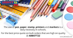Promotional Printing Products - Abbott Printers and Stationers offers custom printed promotional products such as Balloons, Coffee Mugs and Key Chains. Check out our pricing!