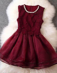 Embroidered organza tutu dress