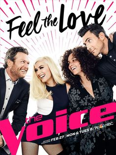 The Voice Season 12: First Look at the Judges