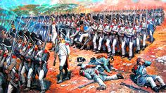 Dutch Grenadiers at Vimiero- by Yezhov