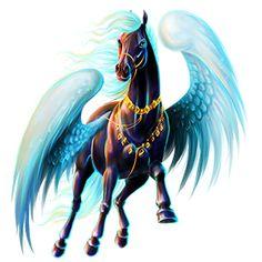 Celaena, Pegasus Araber Dunkelbrauner #55508551 - Howrse
