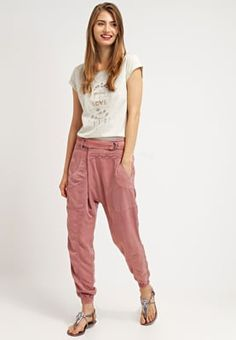 Cream MAHIRA - Stoffhose - rose blush - Zalando.at