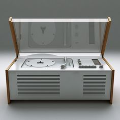 """Furniture by Dieter Rams, the iconic industrial designer, will be showcased at the Vitra Design Museum's exhibit """"Modular Furniture. Retro Design, Vintage Designs, Graphic Design, Modular Furniture, Furniture Design, Dieter Rams Design, Braun Dieter Rams, Charles Ray Eames, Braun Design"""