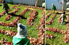 Des activités pour l'automne