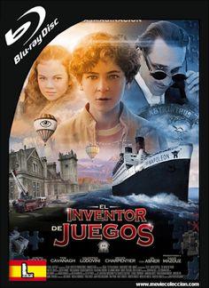 El Inventor de Juegos 2014 BRrip Latino ~ Movie Coleccion