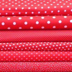 Westfalenstoffe Stoffpakete rot