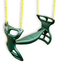 Wind Rider Glider Swing Outdoor Play Kid Swing Set Accessories Weather Resistant