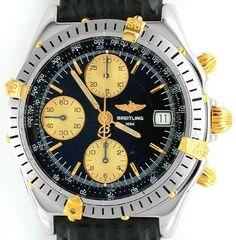 Foto 2, Orig. Breitling-Chronomat St/G Shop! Neuzust. Portofrei, U1790