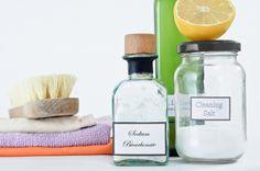 Organiczne środki czystości – środki do domu i łazienki