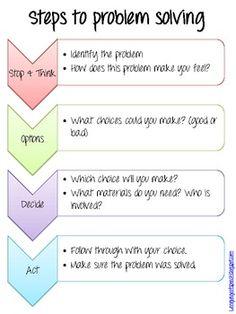 Worksheets Social Problem Solving Worksheets life skills problem solving social nice start to finish