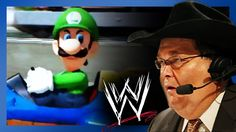 WWE Announcer Jim Ross' color commentary for video games