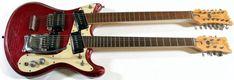 Mosrite Joe Maphis Double Neck Guitar - Ed Roman Guitars