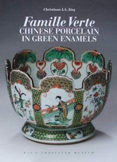 LIVRE-NEUF-FAMILLE-VERTE-PORCELAINE-CHINOISE-chinese-porcelain-green-enamels