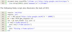 #Google #PlayStore #Vulnerable to #XSS and #UXSS Attacks  http://cyberintelligence.in/google-play-store-vulnerable-to-xss-and-uxss-attacks/  #CDI  Google Play Store vulnerable to XSS and UXSS Attacks. An attacker can leverage a security gap and upon exploiting these vulnerabilities can Remotely Attack.