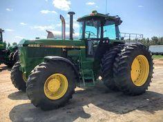 JOHN DEERE 4850 FWD