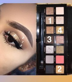 Anastasia Beverly Hills Sultry Palette make up looks natural eyeshadows Anastasia Beverly Hills Palette, Anastasia Palette, Anastasia Makeup, Makeup Goals, Love Makeup, Makeup Inspo, Makeup Tips, Makeup Ideas, Simple Makeup