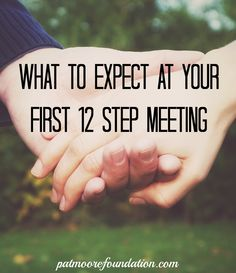 Anxious about attending your first 12 step meeting? Our blog post gives you an overview of what to expect, explains how the meetings work, and discusses why you should give the 12-step program a try #AA #AlcoholicsAnonymous #addiction #recovery #drugtreatment #sobriety #NarcoticsAnonymous