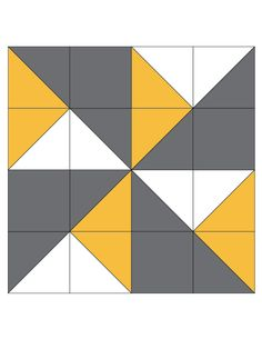 Quilt Block of the Month: The Double Pinwheel Quilt Block - Simple Simon and Company