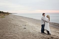 Beautiful Lake Erie at sunset for this lovely engagement session. Isn't our world amazing? Engagement Photography, Engagement Session, Engagement Photos, Wedding Photography, Lake Erie, Blue Roses, Rose Design, Commercial Photography, Our World