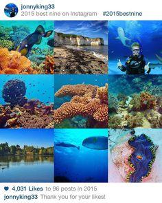 #2015bestnine Bit of an blue theme  #water #diving #scuba #nature #travel #2015 #ocean #sea #coral #greatbarrierreef #fish #shark #giantclam #cliff #padi #bahamas #australia #uk by jonnyking33 http://ift.tt/1UokkV2