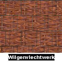 DHW voor uw hekwerkbekleding in houtmotief