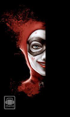 Harley Quinn by Zeablast