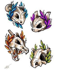 Pokemon Tattoo, Charizard Tattoo, Tattoo Drawings, Body Art Tattoos, Art Drawings, Lapras Pokemon, Skull Sleeve, Gaming Tattoo, Star Wars Art