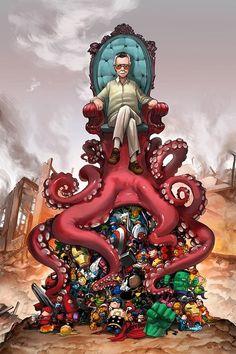Stan Lee's Kingdom
