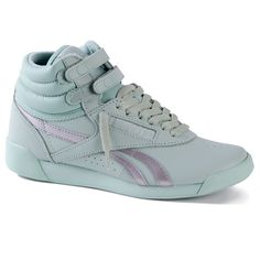 822b0cf87 Zapatillas Reebok Classics Freestyle Hi Lila