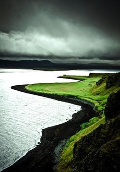 Shores of Iceland. So beautiful