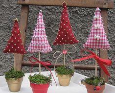 Новогодние елочки: еще идеи (продолжение) - Ярмарка Мастеров - ручная работа, handmade