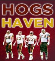 Washington Redskins Hogs | REDSKINS HOGS HAVEN