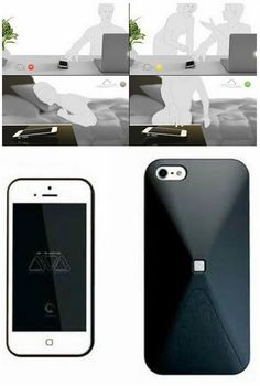 Ava smart shell for iPhone
